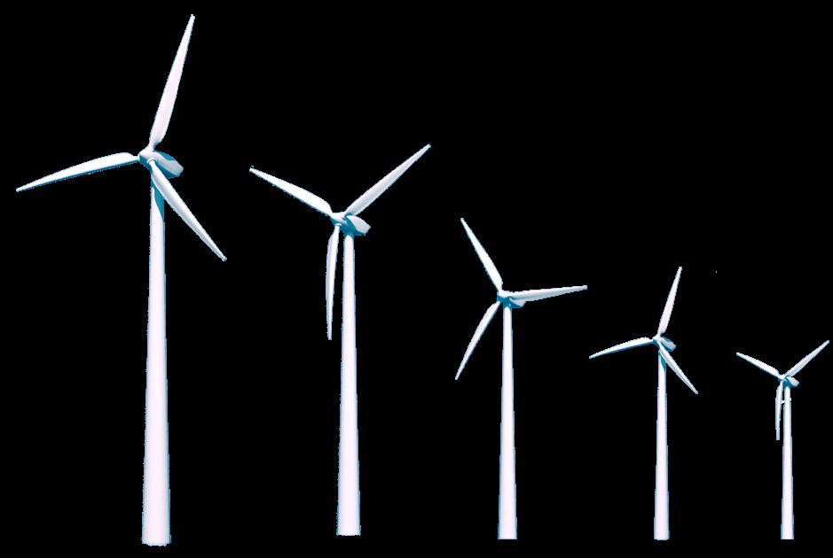 Parc éoliens